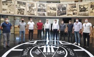 """""""İnegölspor Şehrimizin Ortak Değeridir"""""""