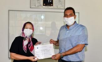 OSMEK'te kursiyerlerin yıl sonu gururu