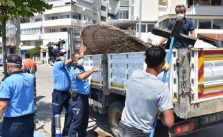 (Özel) Korona virüsle için sahillere büyük operasyon