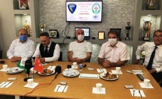 Şampiyonun pilot takımı Hürriyetspor