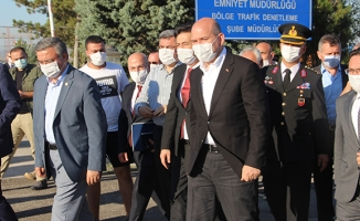 Süleyman Soylu: Yarın Türkiye'de yüksek yoğunluklu bir denetleme gerçekleştireceğiz