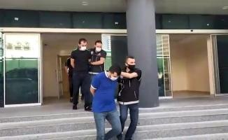 1 kilo 450 gram uyuşturucu ele geçirildi: 2 tutuklama