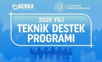 BEBKA'dan 14 projeye destek