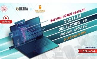 BEBKA'dan gençlere yazılım ve geliştirme eğitimleri