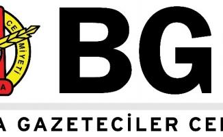 BGC'den santajcı gazeteci açıklaması