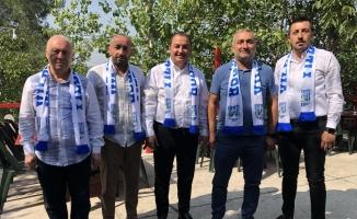 """Bursa Yıldırımspor Başkanı Ekrem Senal: """"Bursaspor bizden her zaman futbolcu alabilir"""""""