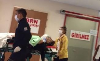 Bursa'da traktör devrildi: 1 ölü, 2 yaralı