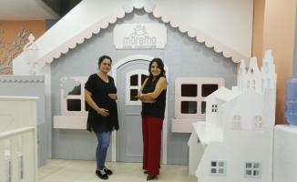Bursalı mobilyacıdan müşterilerine gönüllü doğum koçluğu hizmeti