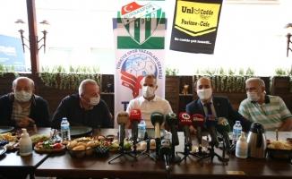 Bursaspor Teknik Direktörü Mustafa Er'den çok önemli açıklamalar
