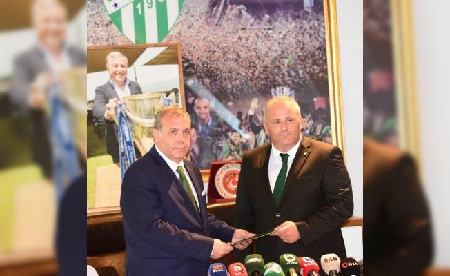 Bursaspor'da puan silme cezası kapıya dayandı