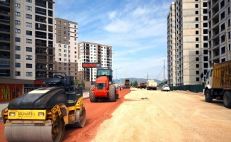 Demirtaş'ta ulaşım yatırımları hız kesmiyor