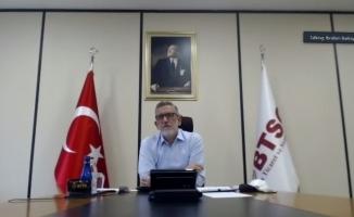 İTSO Yönetim Kurulu Başkanı İbrahim Burkay: