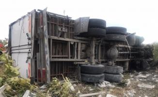 Karacabey'de trafik kazası: 1 ölü