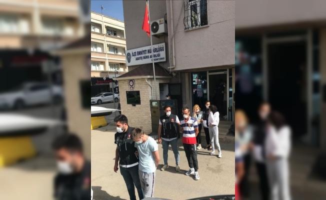 Mustafakemalpaşa'da narkotik operasyonu