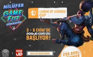 'Nilüfer Gamefest' e-spor tutkunlarını buluşturacak