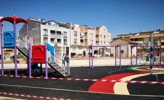 Osmangazi'den Demirtaş'a iki yeni park