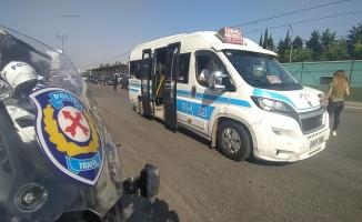 (Özel) Bursa'da maske takmayan 100 bin kişiye 91 milyon ceza