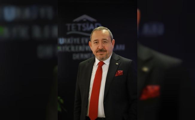 """TETSİAD Başkanı Bayram: """"Stratejik reformları büyük bir heyecanla bekliyoruz"""""""
