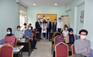 Yenişehir Belediyesi'nden eğitime destek