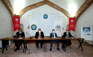 Yenişehir'e üniversite kazandırmak için harekete geçildi