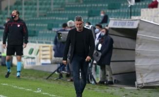 """Balıkesirspor Teknik Direktörü Mesut Dilsöz: """"Puanı hak etmedik"""""""
