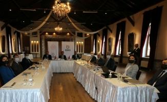 BEBKA toplantısı Bursa'da yapıldı