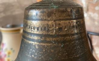 Bursa'da 2 bin yıllık olduğu düşünülen çan hurdacıdan çıktı, müzeye teslim edildi