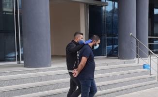 Bursa'da 2 kilo esrarla yakalanan şahıs tutuklandı