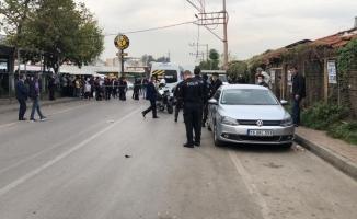 Bursa'da alacak verecek meselesi kanlı bitti: 2 yaralı
