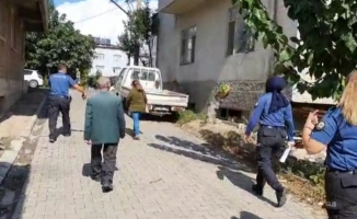 Bursa'da karantinayı deldi, polis tarafından kahvede yakalandı