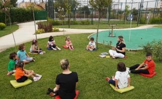 Bursa'da okullarda yüz yüze eğitim sevinci