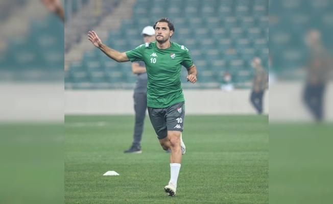 Bursasporlu futbolcu Özer Hurmacı'dan Vefa Temel'e mesaj