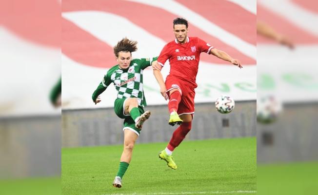 Bursaspor'un gol yükünü Ali Akman ve Burak Kapacak çekiyor