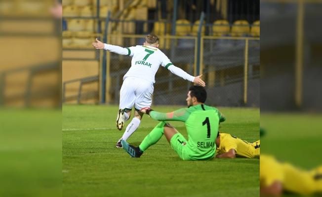 Bursaspor'un Türkiye Kupası'ndaki rakibi Karşıyaka oldu