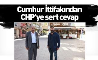 Cumhur İttifakından CHP'ye sert cevap