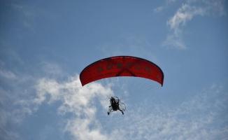 Engelli Öğrenciler 29 Ekim'i Gökyüzünde Kutladı