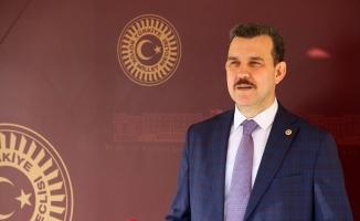 Esgin mecliste CHP'ye yüklendi
