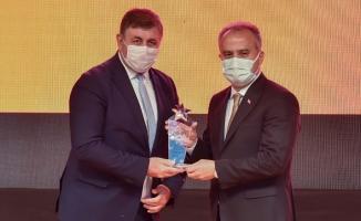İHA ile tespit Bursa'ya ödül getirdi