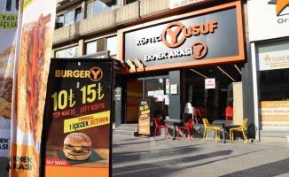 Köfteci Yusuf Uluyol'da açıldı
