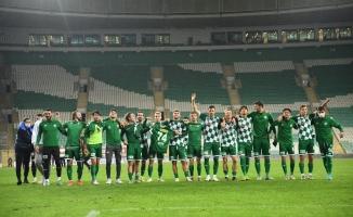 Millî ara sonrası Bursaspor'da büyük değişim