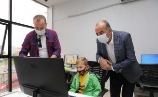 Mudanya Belediyesi online eğitim ağını güçlendiriyor