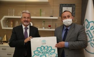 Nilüfer'den Kırcaali'ye destek