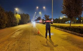 Polis ve jandarmadan huzur güven uygulaması