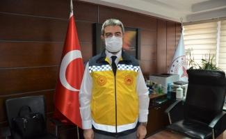 Sağlık Müdürü Bursa'ya veda etti