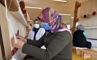 Türk motifleri Osmangazi'de dokunuyor