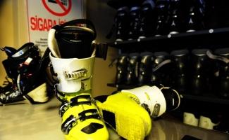 Uludağ'a tek kullanımlık kayak malzemeleri geliyor