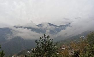 Uludağ'da sonbahar güzellikleri
