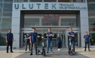 Yerli yazılıma sahip 'Hey! Scooter'lar Bursa yollarında