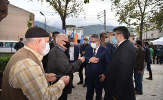 """AK Parti Bursa'da """"gönül seferberliği"""""""