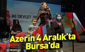 Azerin'den havalimanında arabalı konser